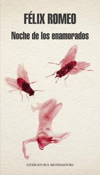 Portada de Noche de los enamorados, libro póstumo de Félix Romeo
