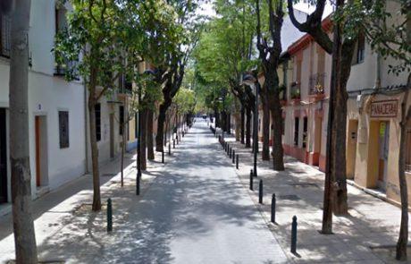 Capital del desierto - Calle Rusiñol