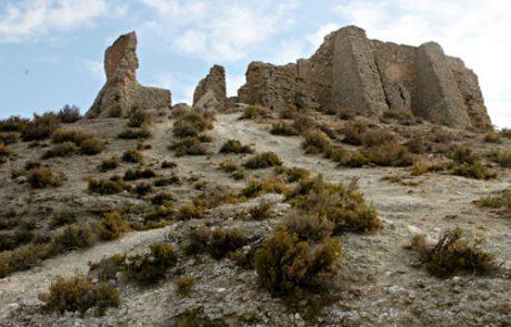 Capital del desierto - ermita Santa Barbara 2