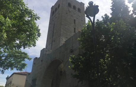Iglesia de San Antonio - Fachada