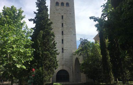 Iglesia de San Antonio - Torre