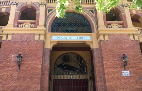 Escritores y escrituras - Plaza de Toros Coso